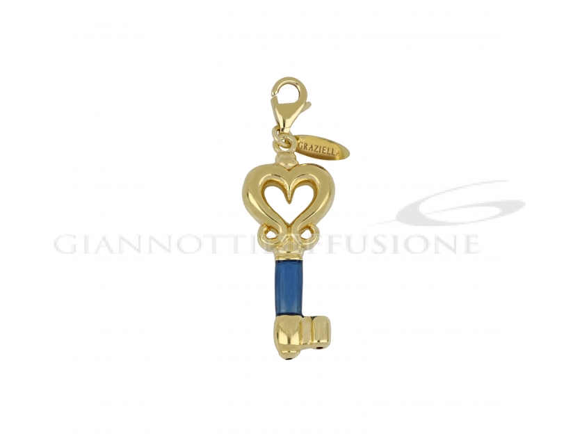 Charm Componibile chiave